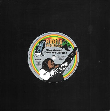 Mikey General - Teach The Children / dub (Roots Inspiration) 7""